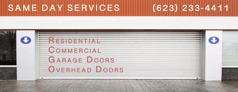 About Roy Garage Door Repair Mesa Az